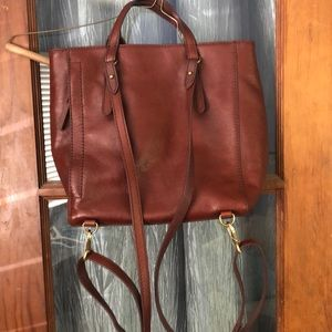 Fossil Bags - Fossil Convertible Backpack